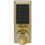 1011-03-41 Kaba Simplex mechanical pusbutton lock, standard access control knob