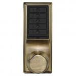 1011-05-41 Kaba Simplex mechanical pusbutton lock, standard access control knob