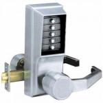 LR1031-26D-41 Kaba Pushbutton Combination/Passage Lock RH-RHR
