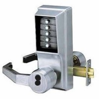 LL1021S-26D-41 Kaba Simplex Lever Lock Schlage Key Override