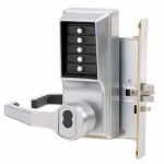 LR8146B-26D-41 Kaba Mechanical Pushbutton Mortise Lock, Best