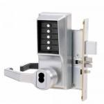 L8148B-26D-41 Kaba Pushbutton Mortise Lock w/Deadbolt, Best