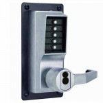 LP1020B Kaba Lever Best I.C. Key Bypass (for use w/ exits)