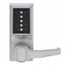 LR1031-26D-41 Kaba Pushbutton Combination/Passage Lever Lock RH-26D