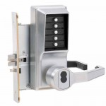 R8146S-26D-41 Kaba Mechanical Pushbutton Mortise Lock, Schlage