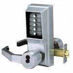 LL1021S-26D-41 Kaba Simplex Lock Schlage prepped