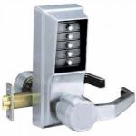 LR1011-26D-41 Kaba Simplex Mechanical Push Button lock, RH/RHR