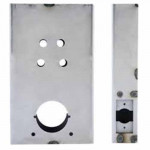 "K-BXSIM-EE Keedex Weldable Gate Box 5-1/2"" W x 9-1/4"" Kaba 1000EE"