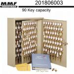 201809003 MMF Dupli-Key® Two-Tag Key Cabinets