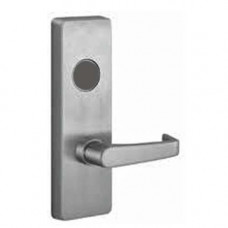 2903A Precision rim exit device lever trim, night latch function