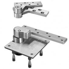 "L117 Rixson 3/4"" Offset - 1-3/4"" Lead Lined Doors x L180 Pivot Set"