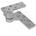 """L180 Rixson 3/4"""" Offset Top Pivot 1 3/4"""" Thick Lead Lined Doors"""