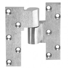 """ML19 Rixson 3/4"""" Offset 1 3/4"""" Thick Lead Lined Doors Intermediate or Side Jamb Pivot"""