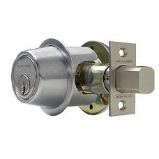 B562P Schlage Double Cylinder 6-Pin Grade 2 Deadbolt - ANSI E0142