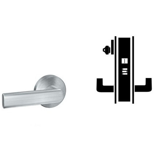 Schlage Mortise Classroom Lever Grade 1 Ansi F05 L9070 01a
