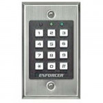 SK-1011-SQ Seco-Larm ENFORCER Stand Alone Keypad
