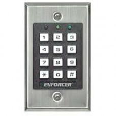 SK-1011-SQ Seco-Larm ENFORCER Stand Alone Keypad