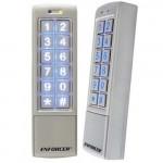 SK-2323-SDQ Seco-Larm ENFORCER Mullion-Style Outdoor Digital Access Keypad