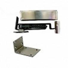 7814HD Bommer Horizontal Spring Hinge, Adjustable w/Jamb Bracket