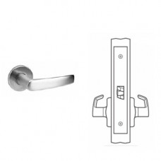 ML2010 ASA Corbin Russwin Mortise Passage Lever Lock