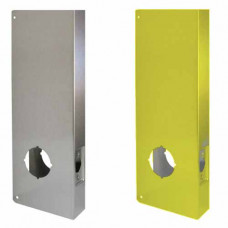 14-CW  Don-Jo Wrap-Around Plate Door Reinforcer for KIK Conversion