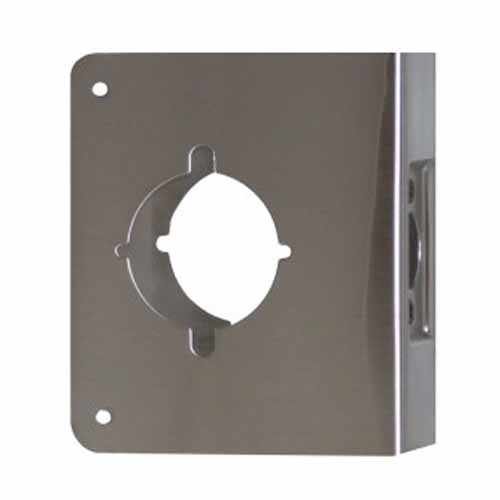Don Jo Wrap Around Plate Door Reinforcer For Ada Lever