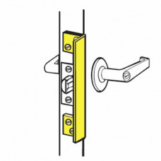 "ALP-206 Don-Jo Angle Type Latch Guard 6"" For Out-Opening Doors"