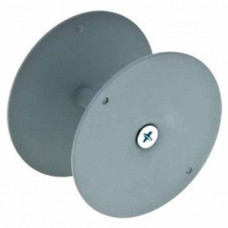 "BF-161 Don-Jo Hole Filler Plate - 2-5/8"" Diameter"