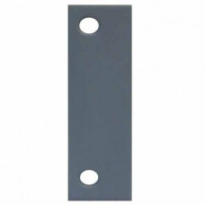"FF-45 Don-Jo Filler Plate - 4-1/2"" x 1-5/8"""
