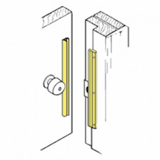 "ILP-206 Don-Jo Interlock 6"" For Inswinging Doors"