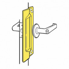 "LP-111 Don-Jo Latch Protector 11"" For Outswinging Doors"