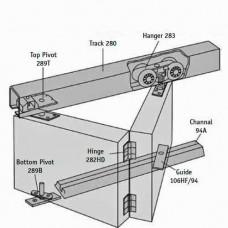 HF2 100A 4' Henderson Husky Folding 100