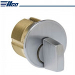 "7181 TK1 Ilco Thumbturn Mortise 1-1/8"", Std. Cam, Collar"