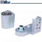 "IL-OP-18-RH-AL Ilco 1/8"" (3.18 mm) Recessed Kawneer® Style Bottom Pivot Sets"