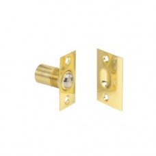347 Ives Brass Dual Adjustable Ball Catch
