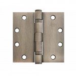 "5BB1 Ives Full Mortise Ball Bearing Hinge - 4-1/2"" x 4-1/2"""