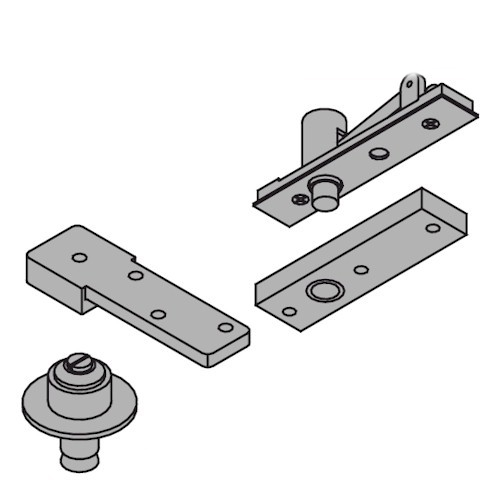 7253 Ives Center Hung Pivot Set