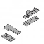 7255 Ives Center Hung Pivot Set
