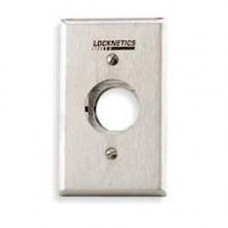 653-05 WP Locknetics SPDT Momentary Single Direction CW, WP Cover