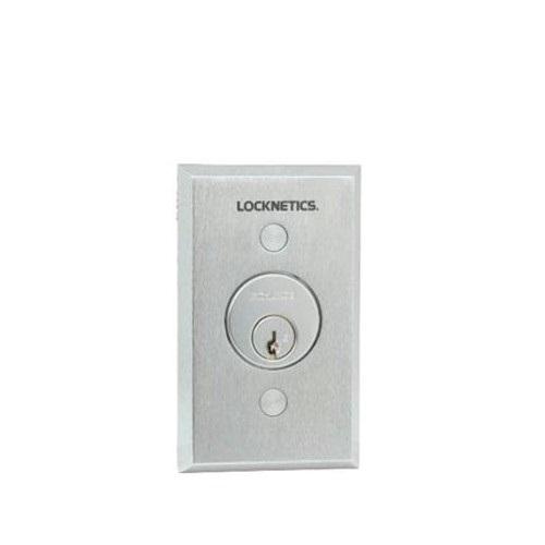Locknetics Key Switch 2 Spdt Momentary Single Bi
