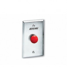 701RD Locknetics SPDT Momentary Red Pushbutton