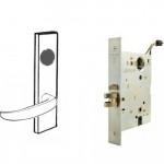 L9092EL/EU 03L Schlage Electrified Mortise Lock, Safe/Secure Outside Lever