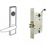L9092EL/EU 07L Schlage Electrified Mortise Lock, Safe/Secure Outside Lever