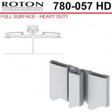 """780-057HD Roton Full Surface - Bi-Fold Applications Continuous Geared Hinge 83"""""""