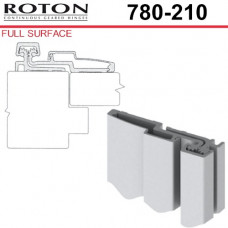 780-210 Roton Full Surface - Retrofit - Swing Clear Action - Templated Continuous Geared Hinge 83""