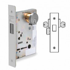8223 Sargent Mortise Deadbolt Double Cylinder With