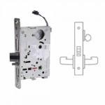 RX8271 Sargent mortise electromechanical lever, 24V fail secure grade1