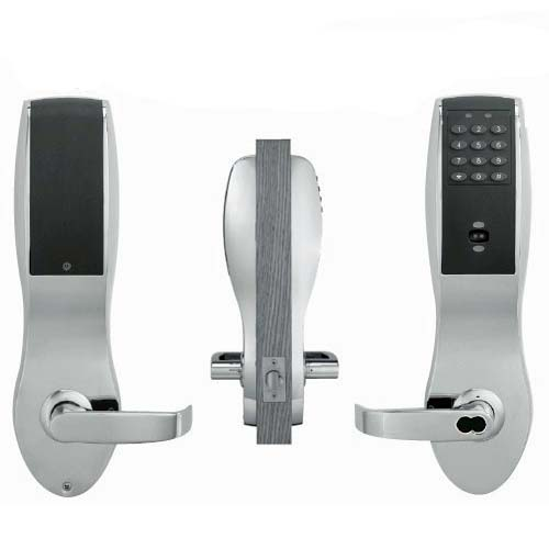Sargent Keypad Entry Lock With Ic Cylinder Override 100