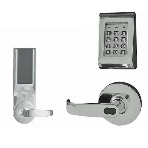Sargent Keypad Storeroom Lock With Ic Cylinder Override