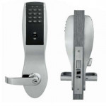 G1-8276 PKL Sargent Proximity and Keypad Entry Lock and Deadbolt w/ Cylinder Override (2000 users)